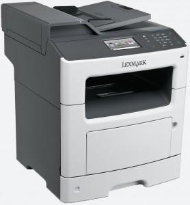 Lexmark MX410de siva