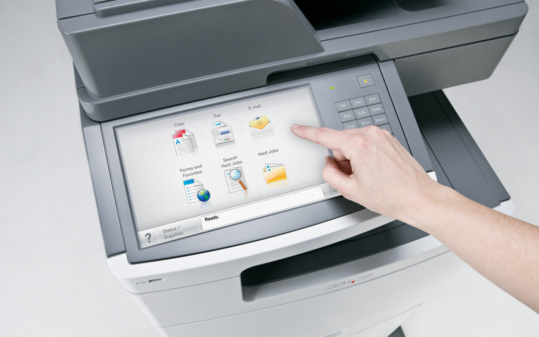 Lexmark Smart Document Capture za vladne organizacije